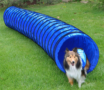 Cool Runners Lightweight Agility Tunnel